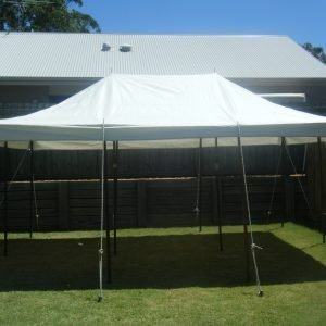 Peg & Pole 3.6 x 5.4m white