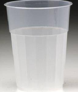 Tumbler Plastic 285ml (25)