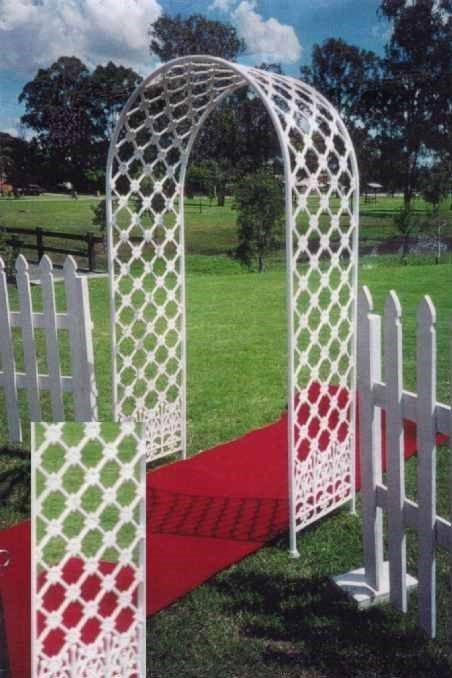 WeddingArch-WhiteWroughtIron