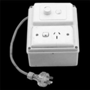 Dimmer Control Box 400 Watts