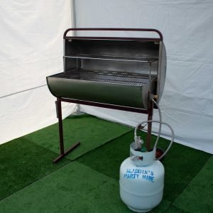 Spit- Roasting Oven Small (gas included)