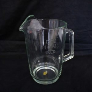 Jug Glass Beer – 1140ml