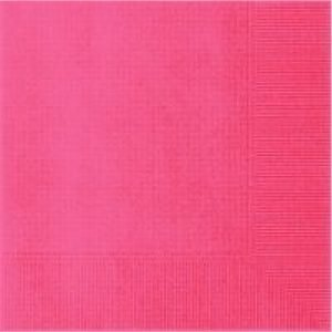 Magenta 2ply (50) Serviette Luncheon