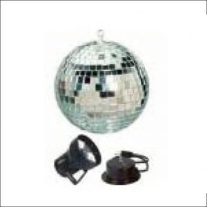 Mirror Ball Large 50cm- silver
