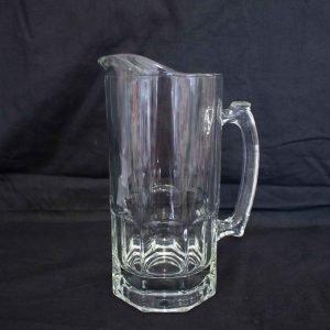 Jug Glass Water – (1 litre)