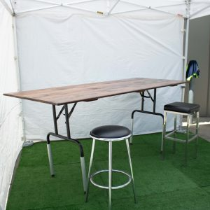 "Rectangular Heritage Look ""Bar"" 2.4m x 1m x 1.02m high"