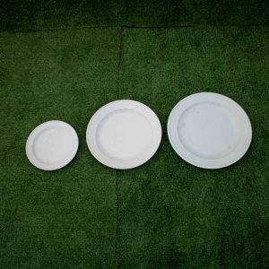 Standard Plates- Bread & Butter (150mm)