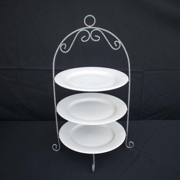 Hi Tea Plates fancy