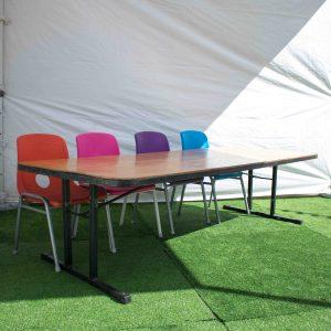 1.8m x 0.75m Children's Table